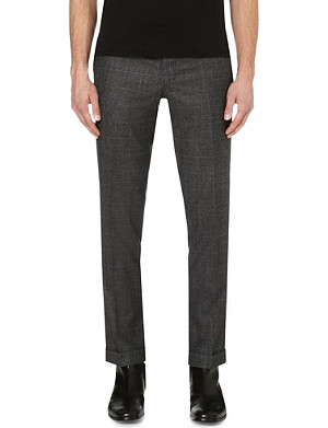 THE KOOPLES Checked trousers