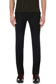 THE KOOPLES Straight wool trousers