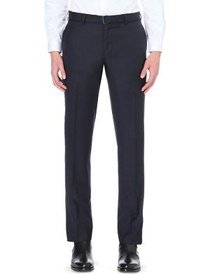 THE KOOPLES Slim-fit wool trousers