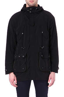 THE KOOPLES SPORT Performance-fabric coat