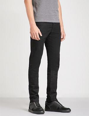 THE KOOPLES SPORT Stretch-denim jeans