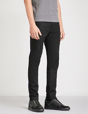 THE KOOPLES SPORT Stretch-denim jeans
