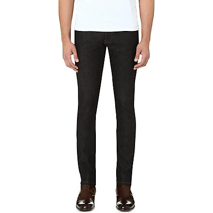 THE KOOPLES SPORT Slim-fit straight jeans (Blue