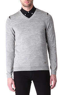 THE KOOPLES Shoulder-insert jumper