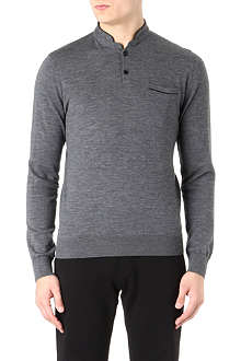 THE KOOPLES SPORT Merino wool jumper