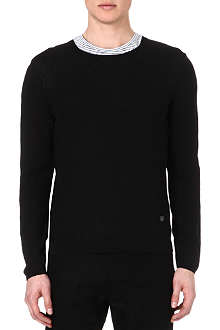 THE KOOPLES Fine-knit jumper