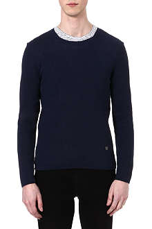 THE KOOPLES Decorative knit jumper