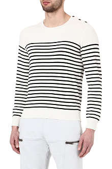 THE KOOPLES SPORT Bretton stripe jumper