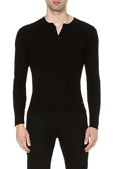 THE KOOPLES Ribbed-knit jumper
