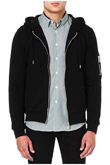 THE KOOPLES SPORT Athletic zip-up hoody