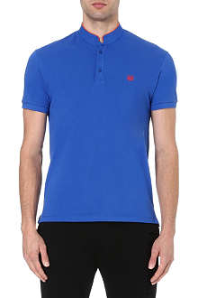 THE KOOPLES SPORT Cotton polo shirt