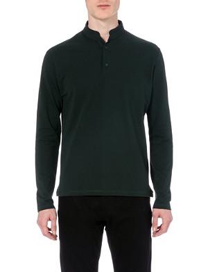 THE KOOPLES SPORT Long-sleeved polo shirt