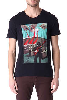 THE KOOPLES The Crazy Slub t-shirt