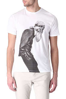 THE KOOPLES Old man t-shirt
