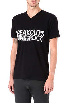 THE KOOPLES Punk rock t-shirt