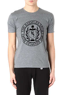 THE KOOPLES SPORT TKS initials t-shirt