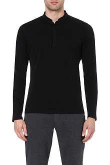 THE KOOPLES SPORT Embroidered skull top