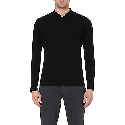THE KOOPLES SPORT T-shirt mc (Black