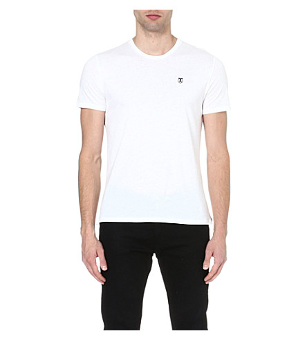 THE KOOPLES SPORT Round-neck t-shirt (White