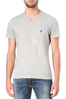 THE KOOPLES SPORT Piped pocket t-shirt