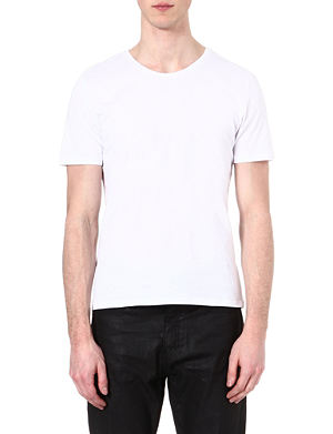 THE KOOPLES Embroidered initials t-shirt