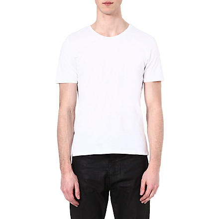 THE KOOPLES Embroidered initials t-shirt (White