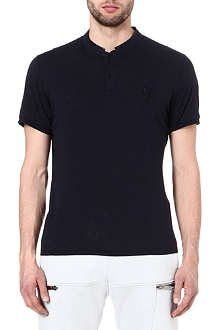 THE KOOPLES SPORT Stand collar t-shirt