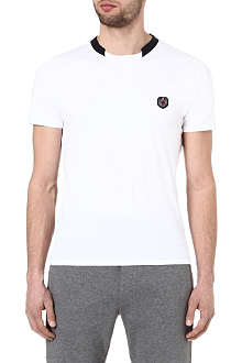 THE KOOPLES SPORT T-shirt with ribbed neckline