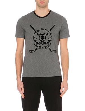 THE KOOPLES SPORT Cotton t-shirt