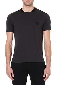 THE KOOPLES SPORT Cutaway-collar t-shirt