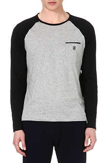 THE KOOPLES SPORT Baseball-style long-sleeved top