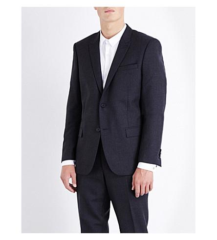 THE KOOPLES Slim-fit wool jacket (Grey