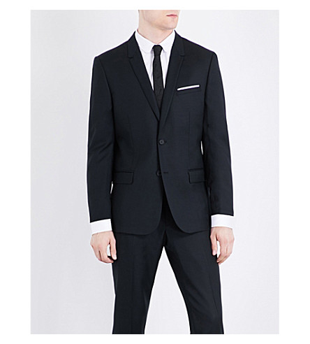 THE KOOPLES Slim-fit wool blazer (Bla01