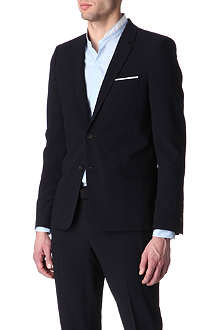THE KOOPLES Seersucker-style suit jacket