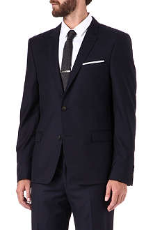 THE KOOPLES SPORT Single-breasted Super 100's suit jacket