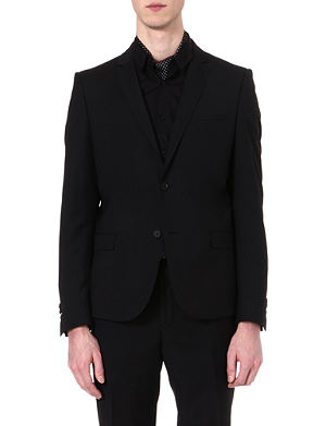 THE KOOPLES Fitted single-breasted blazer
