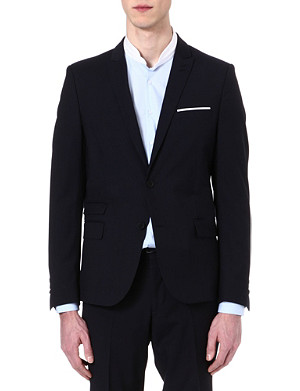 THE KOOPLES Microstriped suit jacket
