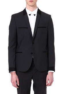 THE KOOPLES Contrast detail suit jacket
