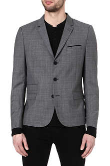 THE KOOPLES Prince of Wales suit jacket