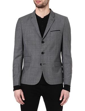 THE KOOPLES Prince of Wales suit jacket