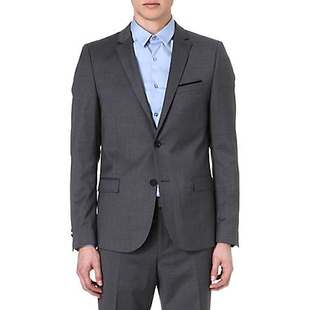 THE KOOPLES End-on-end suit jacket (Grey
