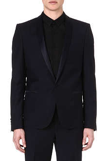 THE KOOPLES Tux-style wool jacket