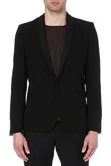 THE KOOPLES Slim-fit lapel jacket