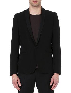 THE KOOPLES Slim-fit lapel jacket