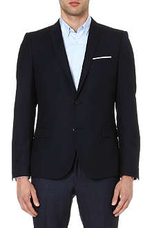 THE KOOPLES Single-breasted wool blazer