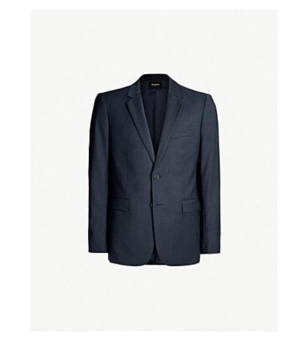 THE KOOPLES Slim-fit wool blazer (Bluu5