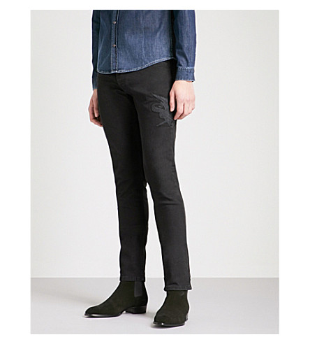 THE KOOPLES Slim-fit skinny jeans (Bla55
