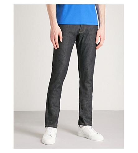 THE KOOPLES Slim-fit tapered jeans (Blu05