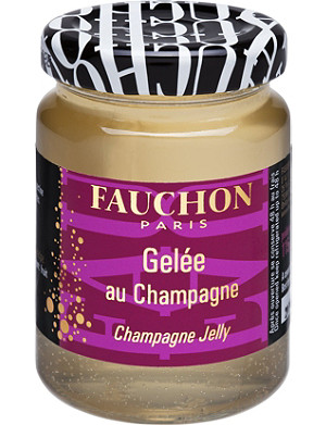 FAUCHON Champagne jelly