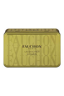 FAUCHON Tin of 21 Un Gouter Paris cookies
